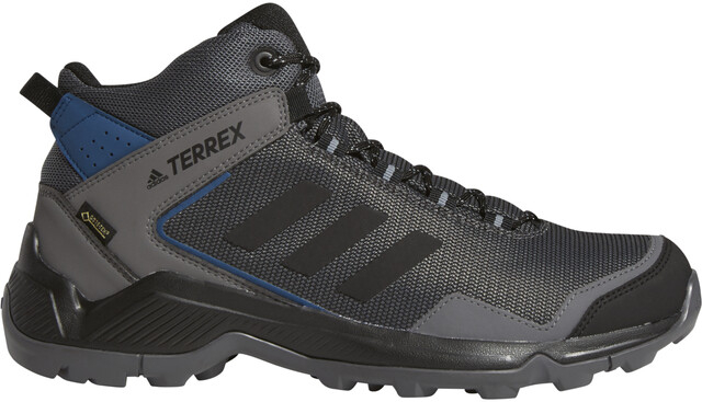 adidas TERREX Eastrail Mid Gore Tex Chaussures de randonnée Homme, grey fourcore blackgrey three
